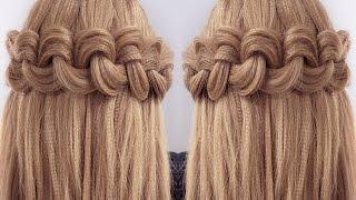 Easy Big Loop Braids Hair Tutorial thumbnail