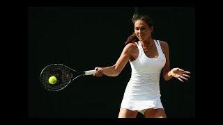 Tennis Beauty Natalia Vikhlyantseva