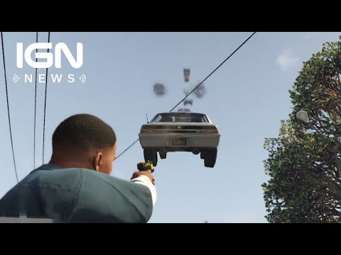 Rockstar Addresses Take-Two's Decision to Shut Down GTA Modding Software OpenIV - IGN News