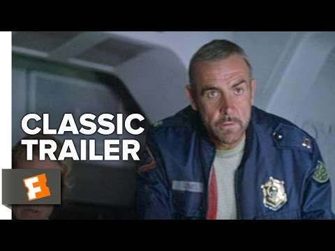 Outland (1981) Official Trailer - Sean Connery, Peter Boyle Sci-Fi Movie HD