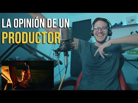Reaccion a Fan de Tus Fotos – Nicky Jam x Romeo Santos Video Oficial | La Opinión de un Productor
