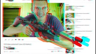 3D Video Extreme SHOOTING GUN!!!