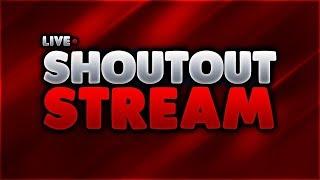 ROBLOX live stream | 𝗦𝗛𝗢𝗨𝗧𝗢𝗨𝗧𝗦 𝗶𝗻𝗰𝗹𝘂𝗱𝗲𝗱 (read the description)