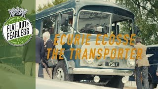 Is this the coolest bus ever? Ecurie Ecosse Transporter thumbnail