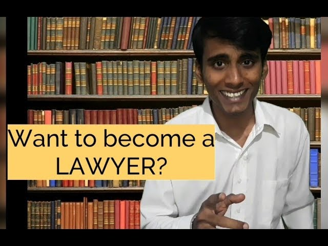 How To Become an Advocate in India (What's AIBE?)