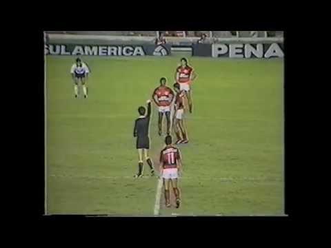 CORINTHIANS 2X1 Flamengo Brasileirão 1990