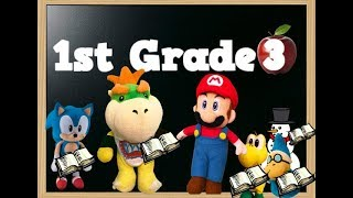SMB Series: 1st Grade of School!(Part 3)