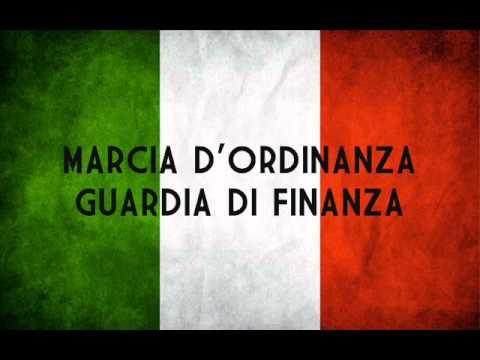 """""""Marcia d'Ordinanza""""- Antonio D'Elia - Banda Musicale della Guardia di Finanza"""