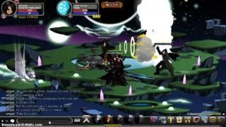AQW Evolved Dark Caster Class Guide/Solo [+ Enhancements]