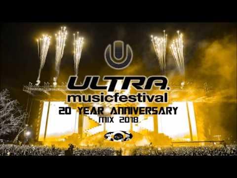UMF 20th Year Anniversary 2018 Mix