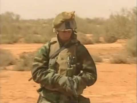 The Invasion of Iraq - US Marines