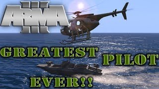 Altis Life Funny Gameplay Moments - ARMA 3 The Best Medic #3