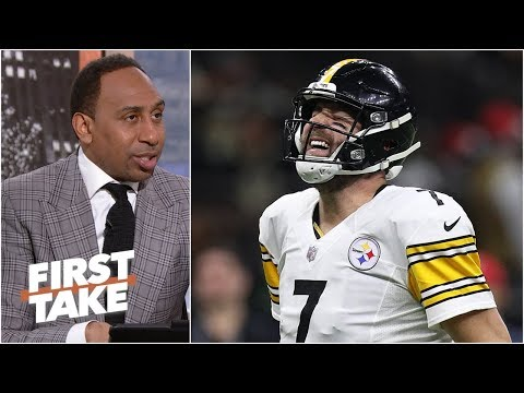 Steelers have themselves to blame for loss vs. Saints, late-season skid - Stephen A. | First Take