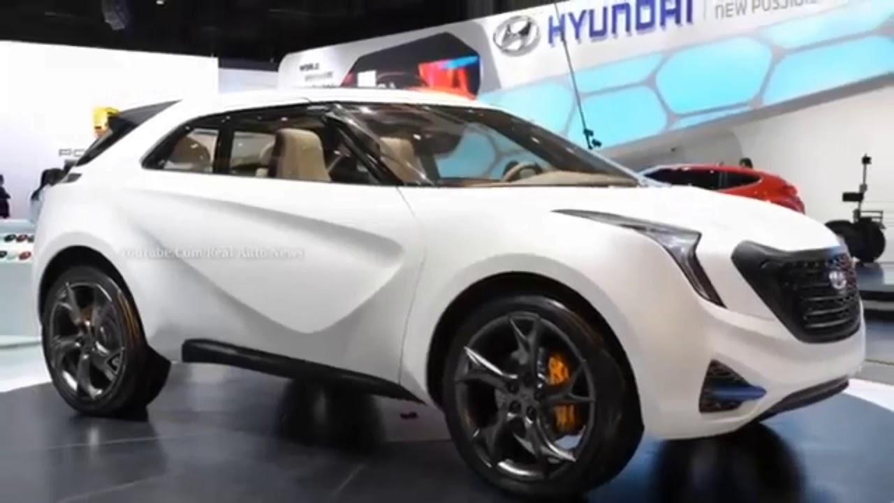 Hyundai Ax Concept Hyundai Car The Mortal World Youtube