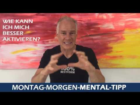 Mental Tipp Sofort aktiv werden und Verlosung