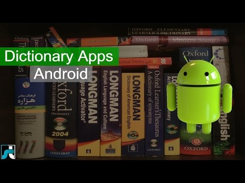 Top 10 Best Dictionary Apps For Android - 2018