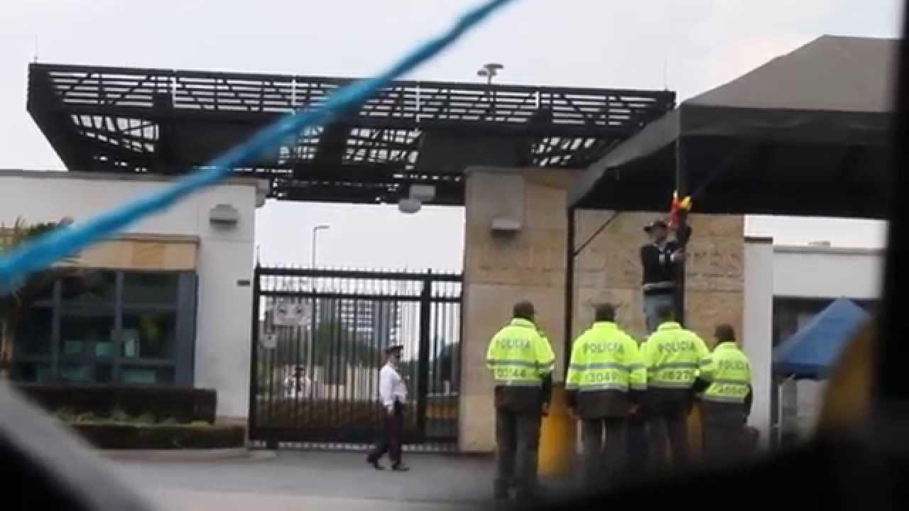 Asotrecol  Agresion De Funcionarios De Embajada Americana En Colombia