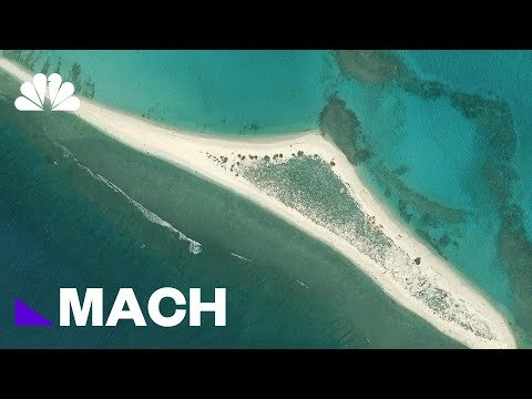 Why Are Islands Disappearing Off The Face Of The Earth? | Mach | NBC News