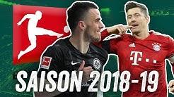 Der große Onefootball Bundesliga 2018/19 Rückblick!