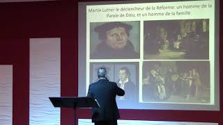 Session 1  Les distinctions Théologique de la Réforme par Dr Meine Veldman