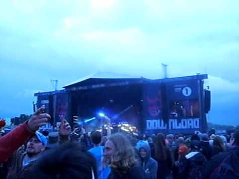 The Darkness - Download 2011, I believe in a thing called love