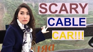 "My first Time in a Cable Car || (Druskininkai 'Pinay' Vlog ""Part 2.1"" ) 