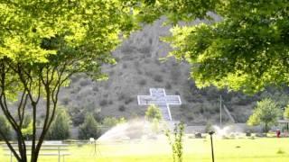 У ВАНГИ Храм св. Петки в с. Рупите (Болгария)