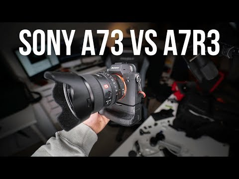 Sony A7R3 Vs A73 - Side By Side At A Real Wedding, Which One Should You Get? + Sample Images