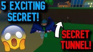 5 *EXCITING* SECRETS! (UPDATE LEAKS) Roblox Power Simulator