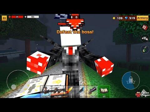 Pixel Gun 3D | All Bosses