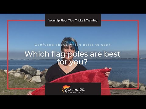 What's the Difference Between Quiver & Flexion Worship Poles?