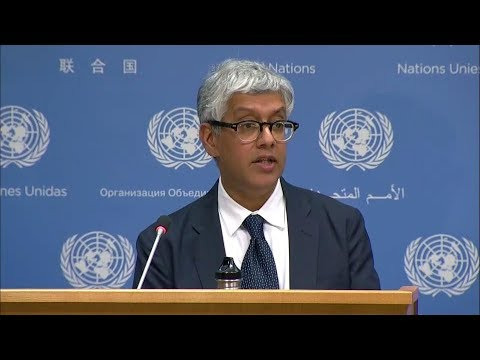Conflict Prevention And Mediation & Other Topics - Daily Press Briefing (12 June 2019)
