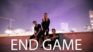 END GAME // TAYLOR SWIFT // COVER // (ft. Ashlyn Christenson and Noah Young)