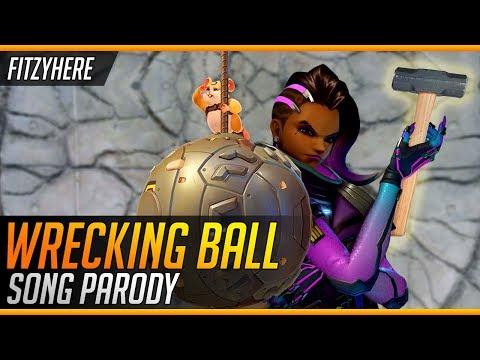 Wrecking Ball (Overwatch Parody)