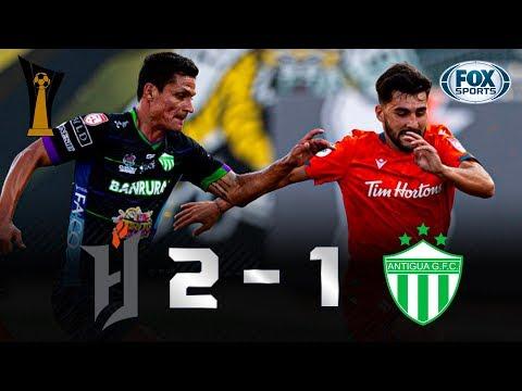 Forge FC - Antigua GFC [2-1] | GOLES | Fase Preliminar (Ida) | Liga CONCACAF