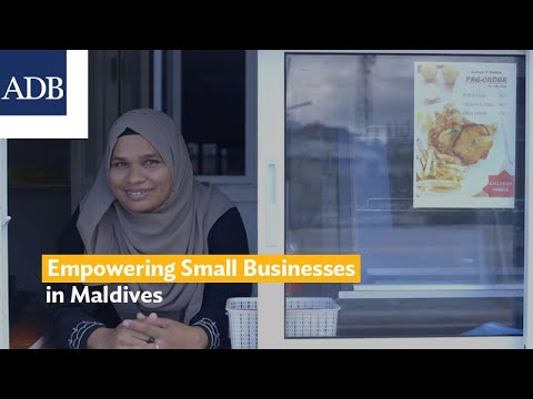 Empowering Small Businesses in Maldives