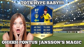 OMG 2 BLUES AND A WALKOUT!!! IM BACK BABY!!! FIFA 17 - TOTS PACK OPENING!!
