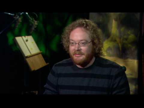 Shrek Forever After Walt Dohrn Head of Story and Rumpelstiltskin