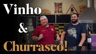 Vinho & Churrasco • Episódio 3 • Participação de Bruno Salomão