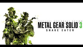 Metal Gear Solid 3 (1) серия [Gamershow.tv]