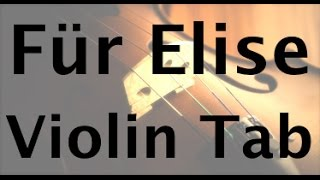 How to Play Fur Elise on the Violin