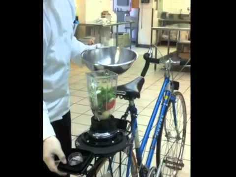 Blender Bike-Limelight Catering