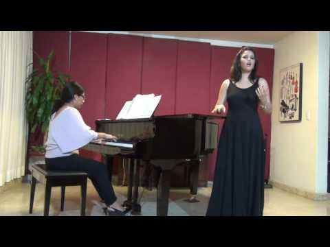 Audition Mannes School of Music Ciara Mullarkey