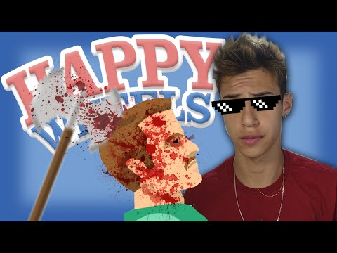 MATE COM ESTILO - Happy Wheels