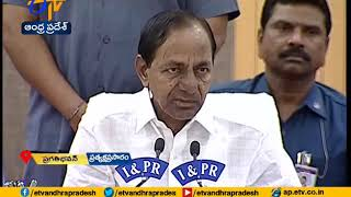 Telangana CM KCR announced lockdown till 15 April