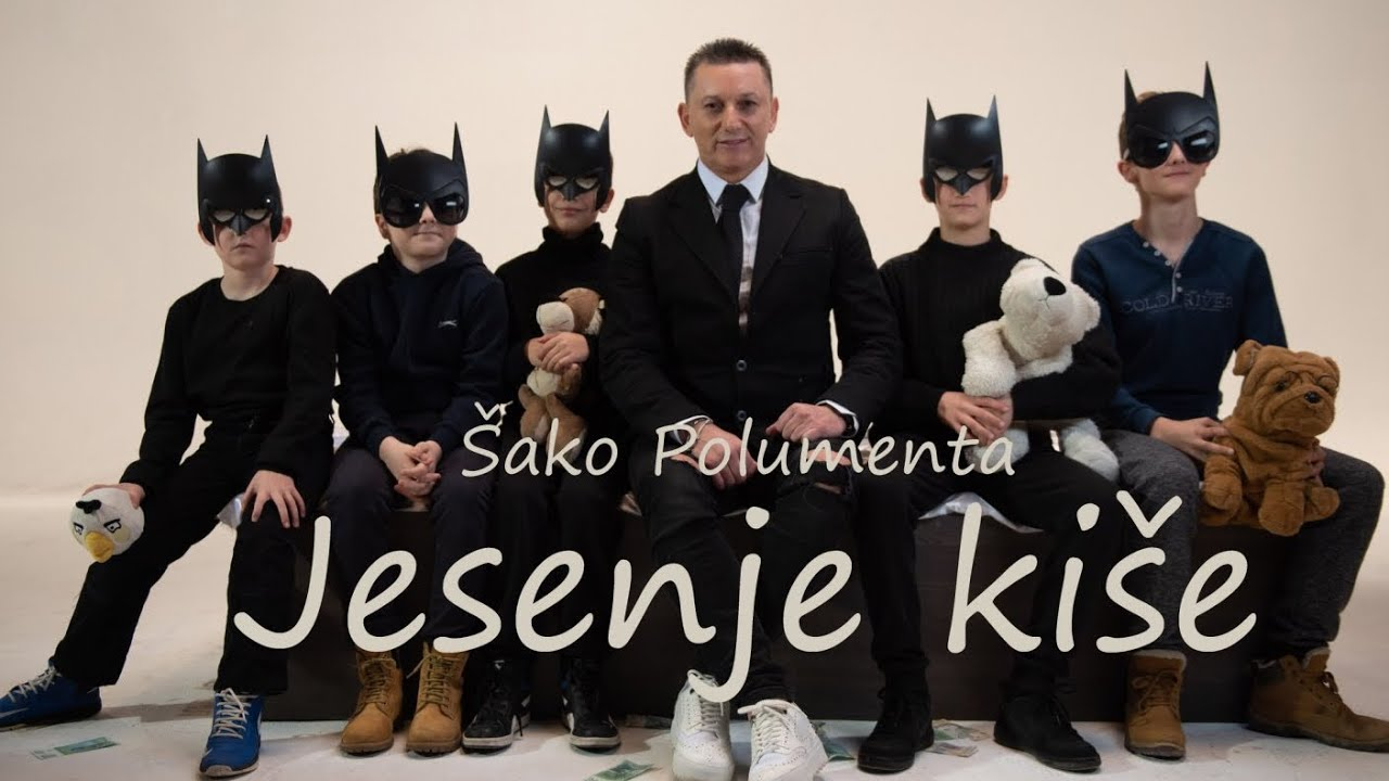 SAKO POLUMENTA - JESENJE KISE (OFFICIAL VIDEO 4K) 2019
