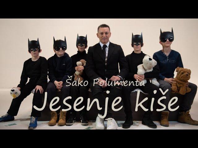 SAKO POLUMENTA - JESENJE KISE (OFFICIAL VIDEO 4K) 2019