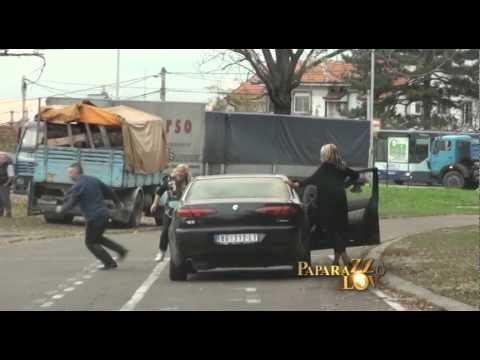 Zorica Markovic ukrala auto