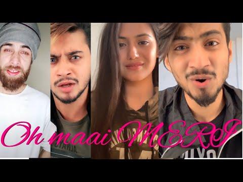 Oh mai meri kya fikar tujhe// Teri mitti #best #tik #tok emotional video