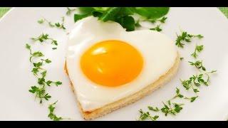 Яичная диета : яичная диета на неделю (Видеоверсия)